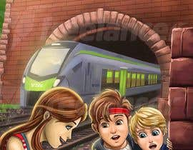 nº 18 pour I need a children book illustration par mayank94214