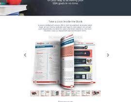 #2 for Website mock-up for home page and three other pages by ronnelismo