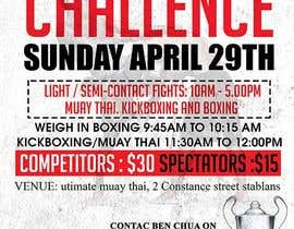 maidang34 tarafından Interclub Challenge flyer için no 15