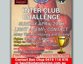 mithu08 tarafından Interclub Challenge flyer için no 27