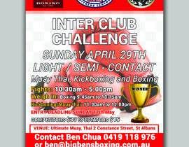 mithu08 tarafından Interclub Challenge flyer için no 28