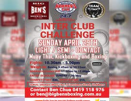 ranamdshohel393 tarafından Interclub Challenge flyer için no 16