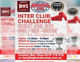 ranamdshohel393 tarafından Interclub Challenge flyer için no 22