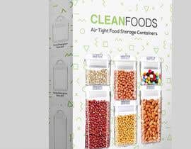 #35 for PACKAGING DESIGN for food storage container set - GUARANTEED/SEALED by alfonsoverlezza