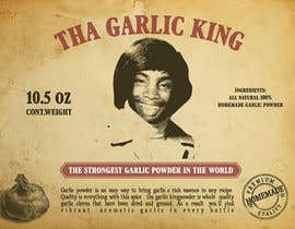 #18 untuk Tha Garlic King oleh agustinscalisi