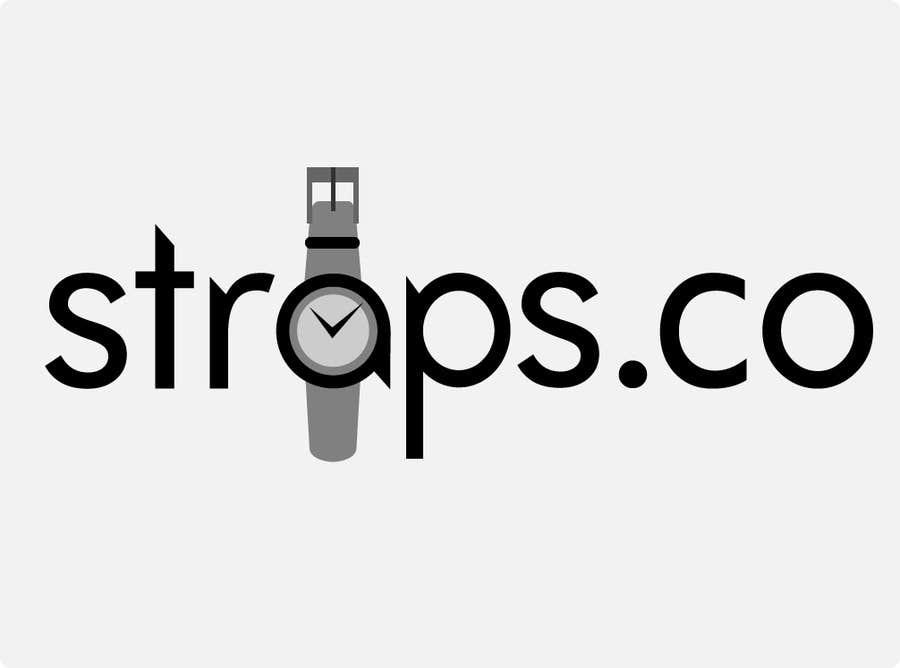 #546 for Logo Design for Straps.co by SunnyR111