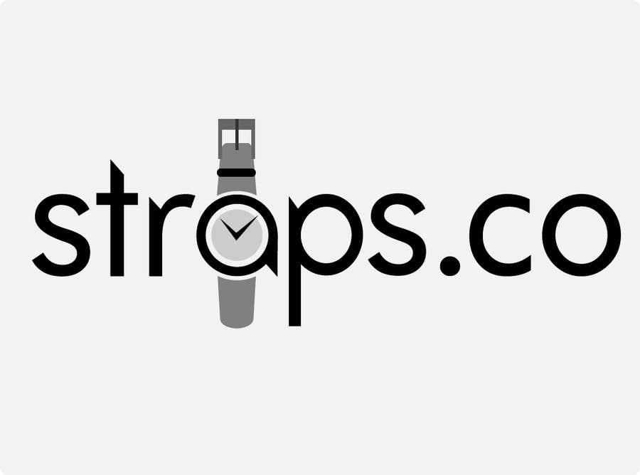 #549 for Logo Design for Straps.co by SunnyR111