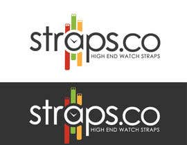 #676 para Logo Design for Straps.co por soniadhariwal