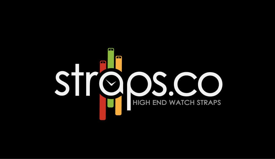 #531 for Logo Design for Straps.co by soniadhariwal