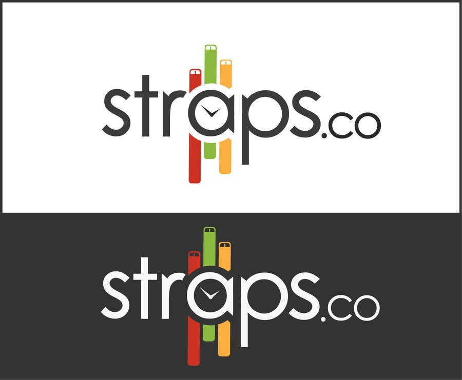 #679 for Logo Design for Straps.co by soniadhariwal