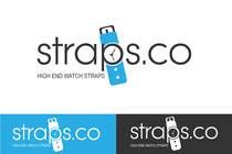 Graphic Design Contest Entry #508 for Logo Design for Straps.co