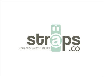 Contest Entry #555 for Logo Design for Straps.co