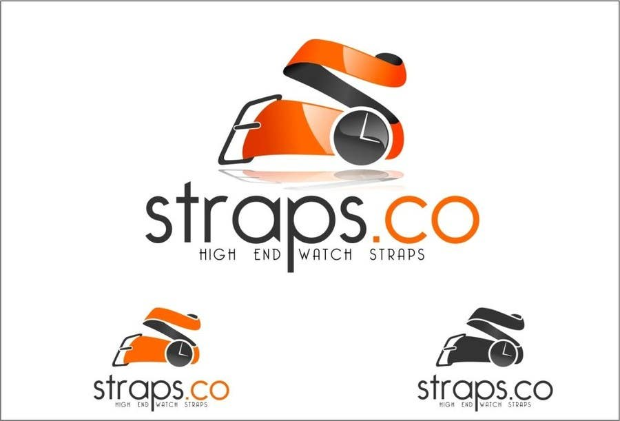 #615 for Logo Design for Straps.co by arteq04