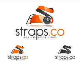 #615 cho Logo Design for Straps.co bởi arteq04