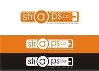 Bài tham dự #605 về Graphic Design cho cuộc thi Logo Design for Straps.co