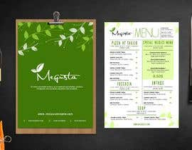 #20 para Modern design for a minimal menu/carte (Restaurant) por satishandsurabhi