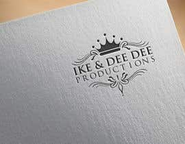 #156 cho Logo design for: Ike & Dee Dee Productions bởi CreativeRashed