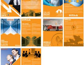 nº 5 pour Brochure Design for Disaster Recovery South Africa par ManuelSabatino