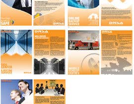 #38 para Brochure Design for Disaster Recovery South Africa por ManuelSabatino