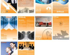nº 19 pour Brochure Design for Disaster Recovery South Africa par ManuelSabatino