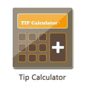 Entry #9 by Ayamare for Design some Icons for Tip Calculator App