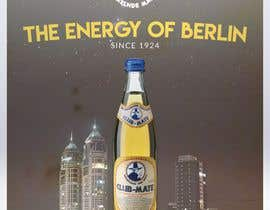 #18 for Club Mate circulation mateial af AaronJ15