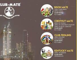 #19 for Club Mate circulation mateial af AaronJ15