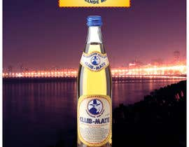#3 per Club Mate circulation mateial da sadesigner07