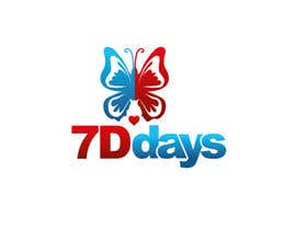 #1056 para Logo Design for 7Ddays por faisalkreative