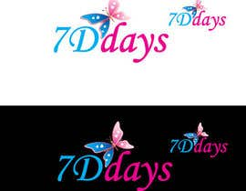 #731 para Logo Design for 7Ddays por umamaheswararao3