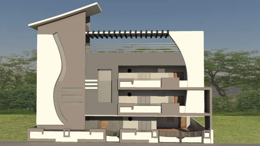 Inscrição nº                                         5                                      do Concurso para                                         Unity 3D Low Poly Building Contest (First step of a large project)