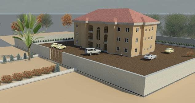 Inscrição nº                                         16                                      do Concurso para                                         Unity 3D Low Poly Building Contest (First step of a large project)