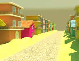 #6 para Unity 3D Low Poly Building Contest (First step of a large project) por ayesharehman
