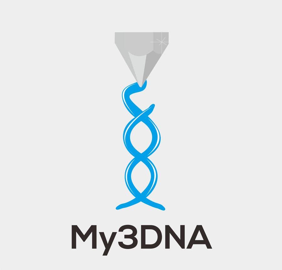 Kilpailutyö #                                        88                                      kilpailussa                                         Design a Logo for My3Dna Inc