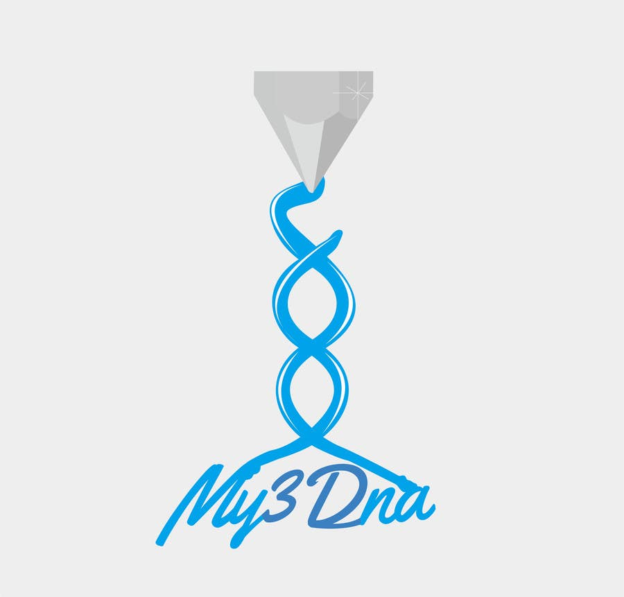 Kilpailutyö #                                        89                                      kilpailussa                                         Design a Logo for My3Dna Inc