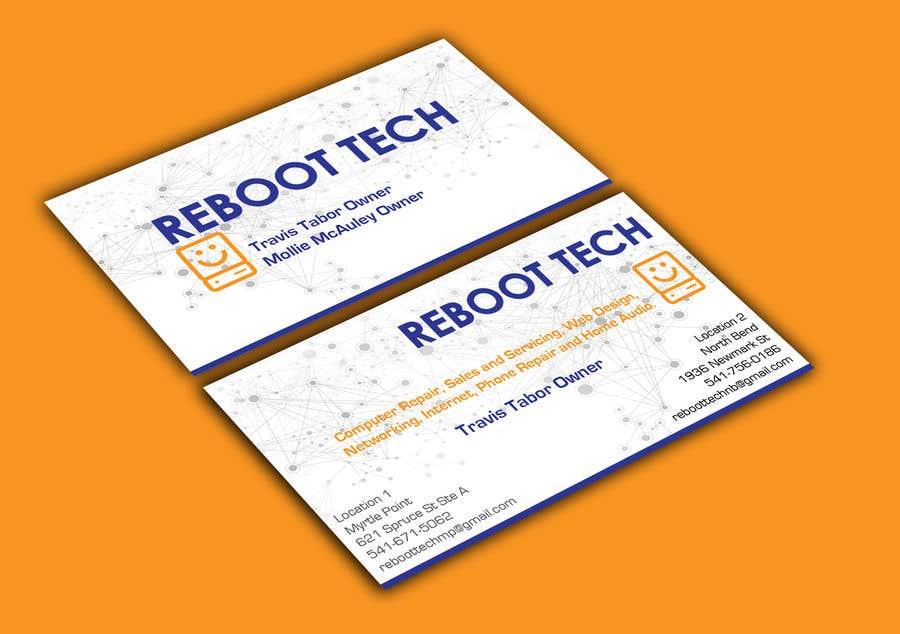 Penyertaan Peraduan #84 untuk Design some Business Cards