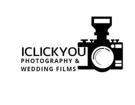 #95 cho Need a logo designed for my brand ICLICKYOU , photography and wedding films we are specialized bởi dcarolinahv
