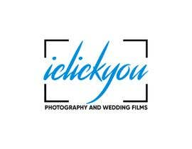 #102 cho Need a logo designed for my brand ICLICKYOU , photography and wedding films we are specialized bởi klal06