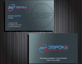 #71 untuk Design some Business Cards Not the standard boring cards, looking for something stylish and origial. oleh Designopinion