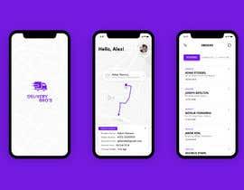 Nro 10 kilpailuun Design an App Mockup käyttäjältä Sithuma