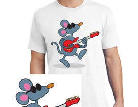#7 cho T-Shirt Designer on the theme MUSICAL INSTRUMENTS bởi gdougniday