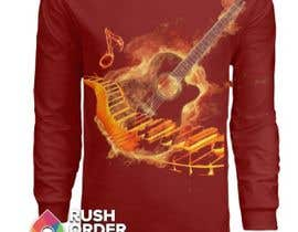 #29 cho T-Shirt Designer on the theme MUSICAL INSTRUMENTS bởi nurjannahzainal3