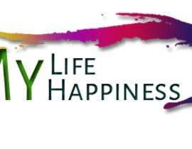 #6 for Mylifestylemyhappiness.com Logo & Wordpress design af KasunEranda1