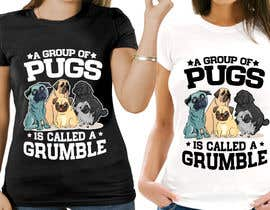 #24 for A group of pugs is called a grumble by RibonEliass