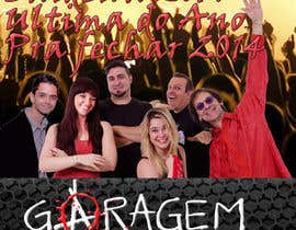 #1 para Projetar um Flyer for Rock Band por ismaelnog