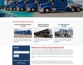 #56 cho Build a Website for Transport Logistics bởi lassoarts