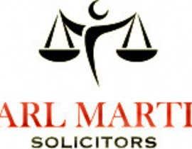#27 untuk Design a Logo for Carl Martin Solicitors oleh thomasjoseph1995