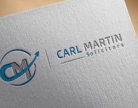 #31 untuk Design a Logo for Carl Martin Solicitors oleh ramzanmohamed