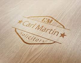 #21 untuk Design a Logo for Carl Martin Solicitors oleh mrtranhung