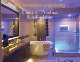 #61 for Design a Banner for Email - Bathroom Lighting af azizsomaje